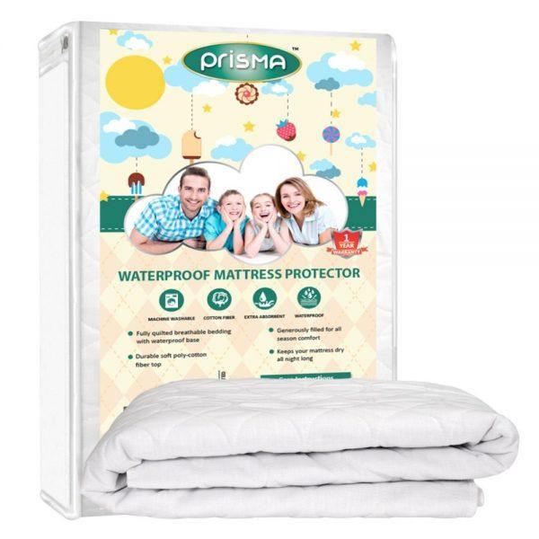 Prisma Deluxe Quilted Waterproof Bedding - Smart Bedwetting Alarm